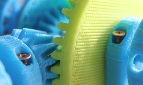 Machbarkeit mit Durchlast und Thermoplast