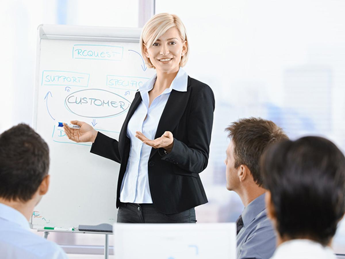 Schulungen und Mitarbeiter-Trainings