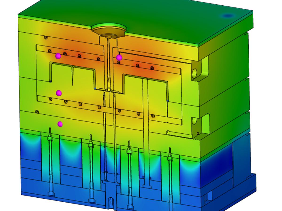 Werkzeug Thermische Analyse